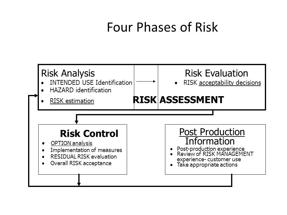 RISK acceptability decisions