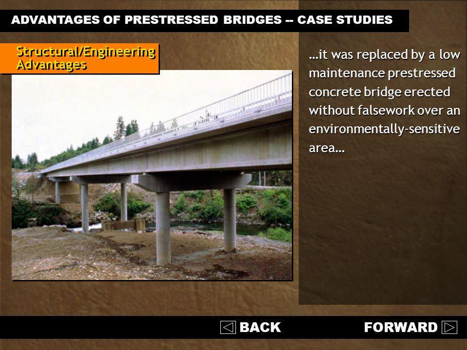 Advantages of Prestressed Concrete Bridges - ppt video online download