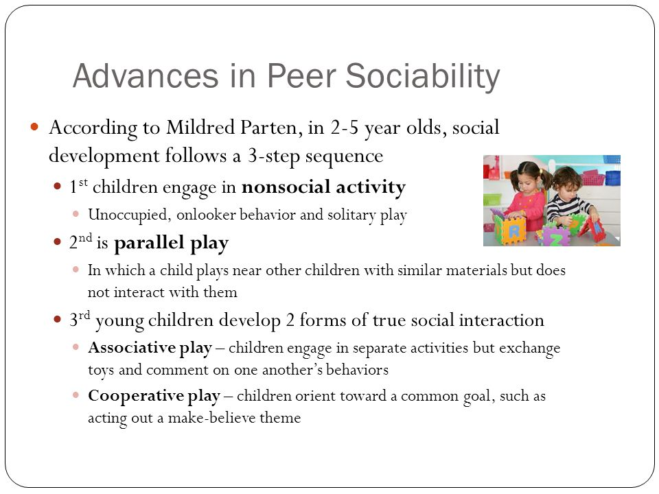 Emotional and Social Development in Early Childhood