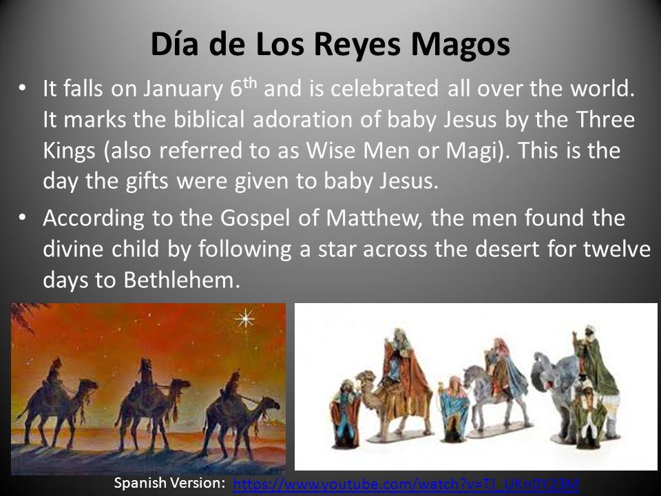 Three Kings Day Dia De Los Reyes Magos Ppt Video Online Download