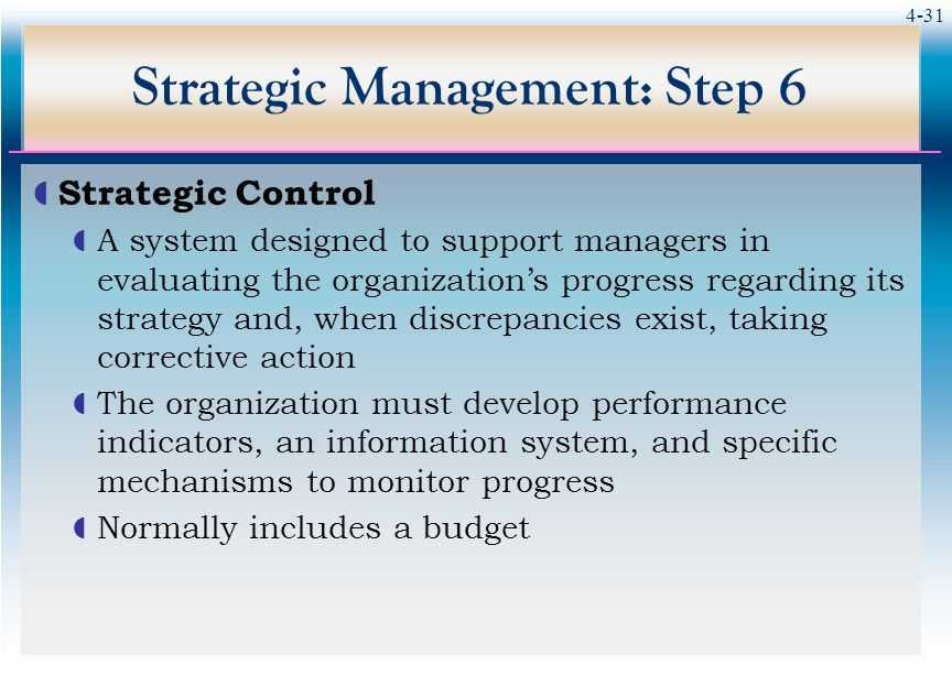 issues involved in strategic planning pdf