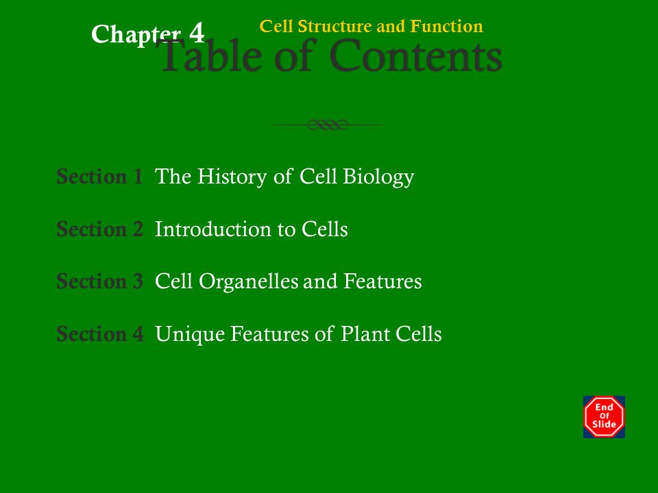 Introduction To Cell Biology Ppt Download