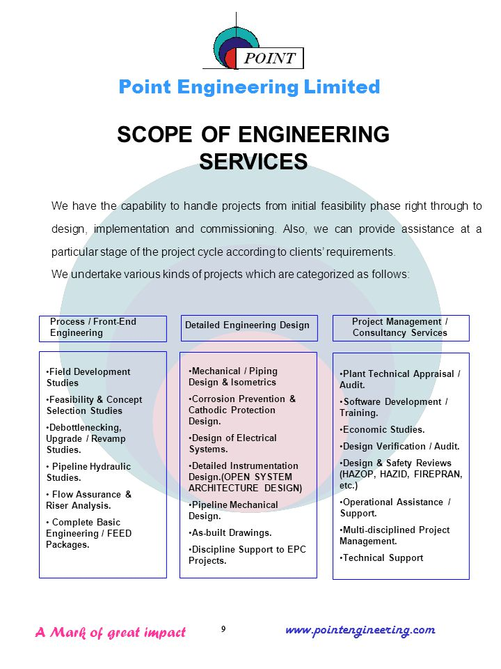 Corporate Profile Point Engineering Limited Ppt Download