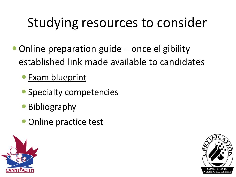 Cna nephrology exam prep workshop ppt download 15 studying resources to consider malvernweather Image collections