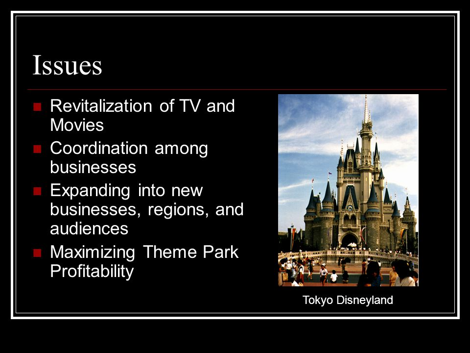 The walt disney company ppt video online download for Touchstone promotional products