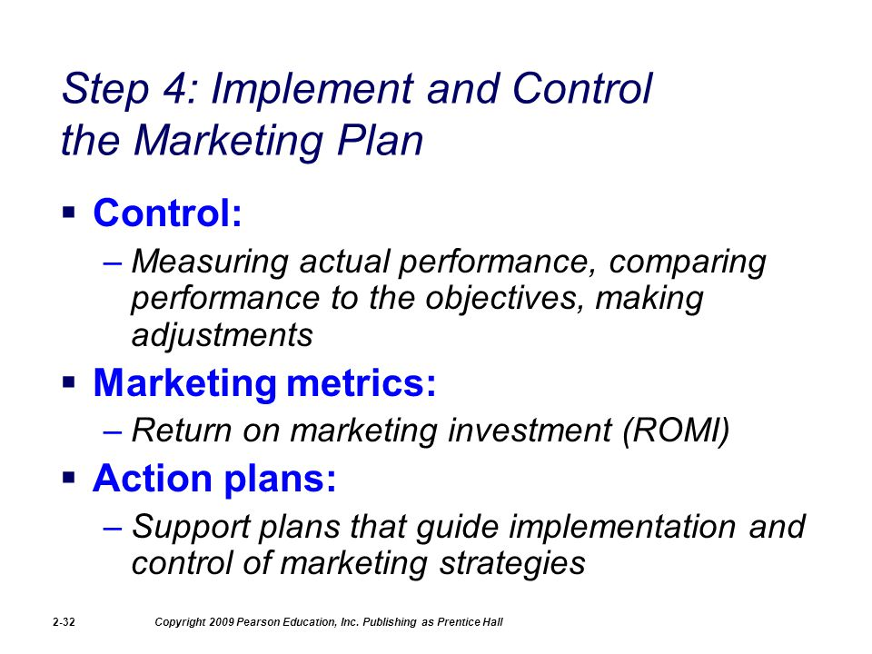 Strategic Market Planning: Take the Big Picture - ppt video
