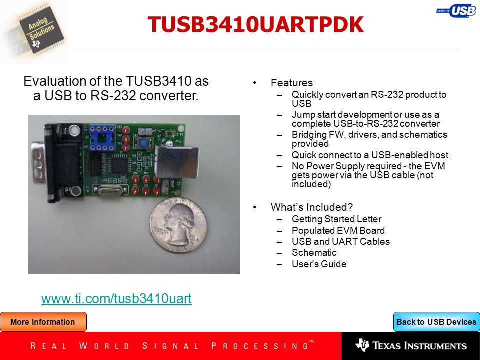 TUSB3410 USB TO SERIAL WINDOWS 10 DRIVER