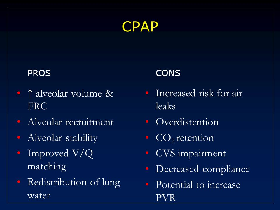 A Primer in Neonatal Assisted Ventilation - ppt video online