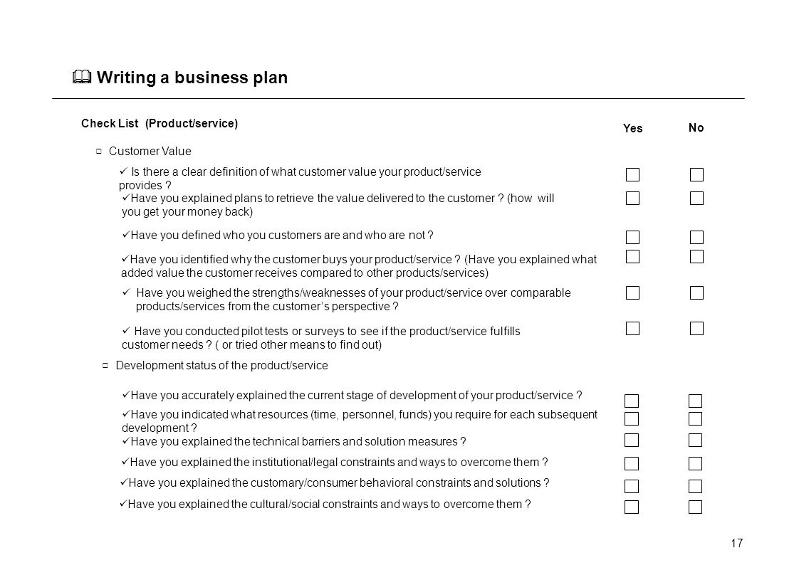 Social constraints of a business plan resume example developer