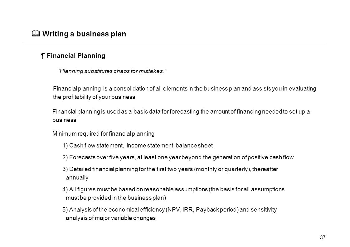 contents what is a business plan writing a business plan ppt