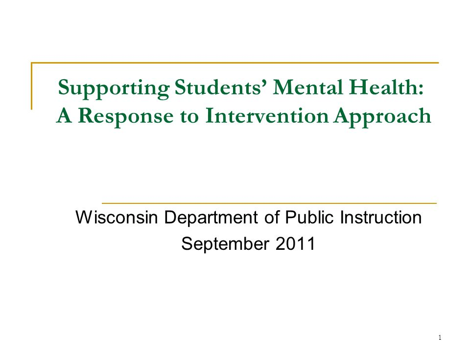 Wisconsin Department Of Public Instruction September Ppt Download