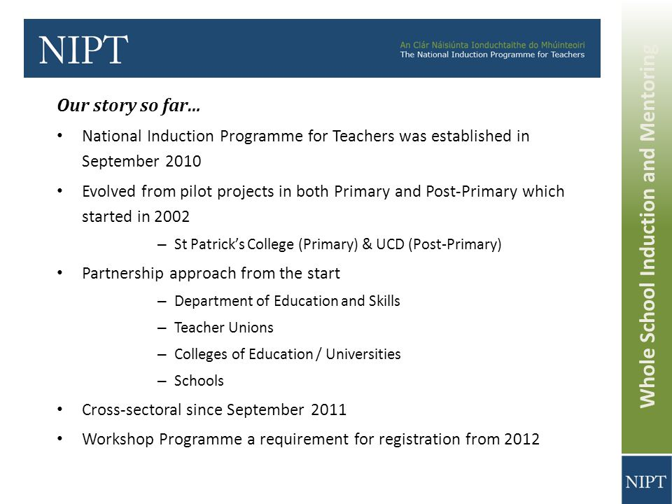 how to become a post primary school teacher in ireland