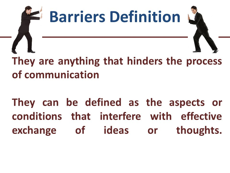 what is communication barriers pdf