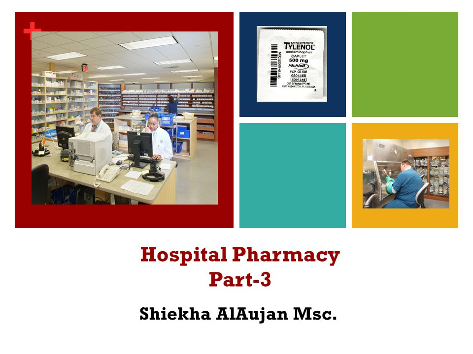 Hospital Pharmacy Part-3 - ppt download
