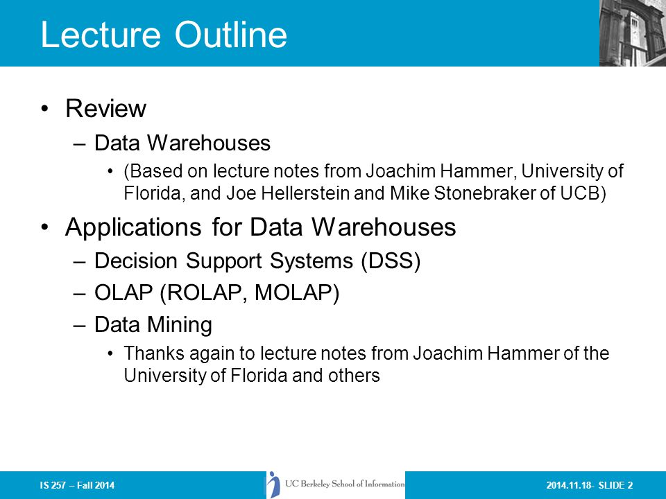 Data Warehouses, Decision Support and Data Mining - ppt download
