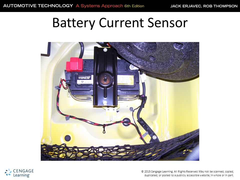 Battery Current Sensor