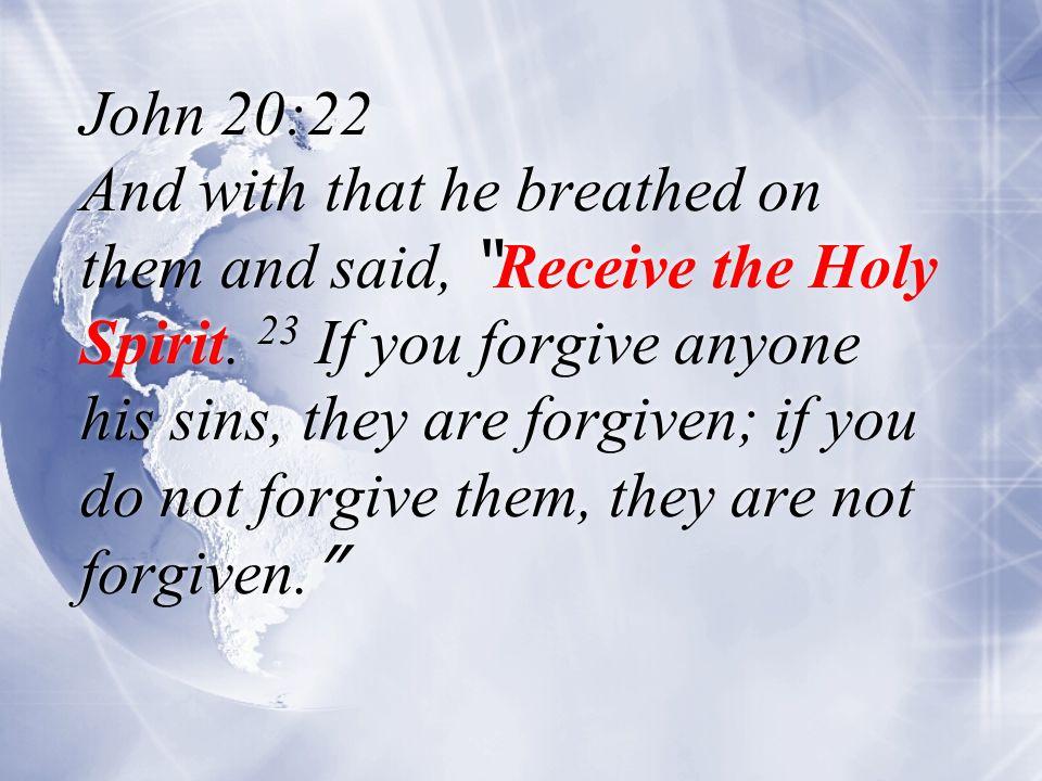 Kuvahaun tulos haulle John 20:22