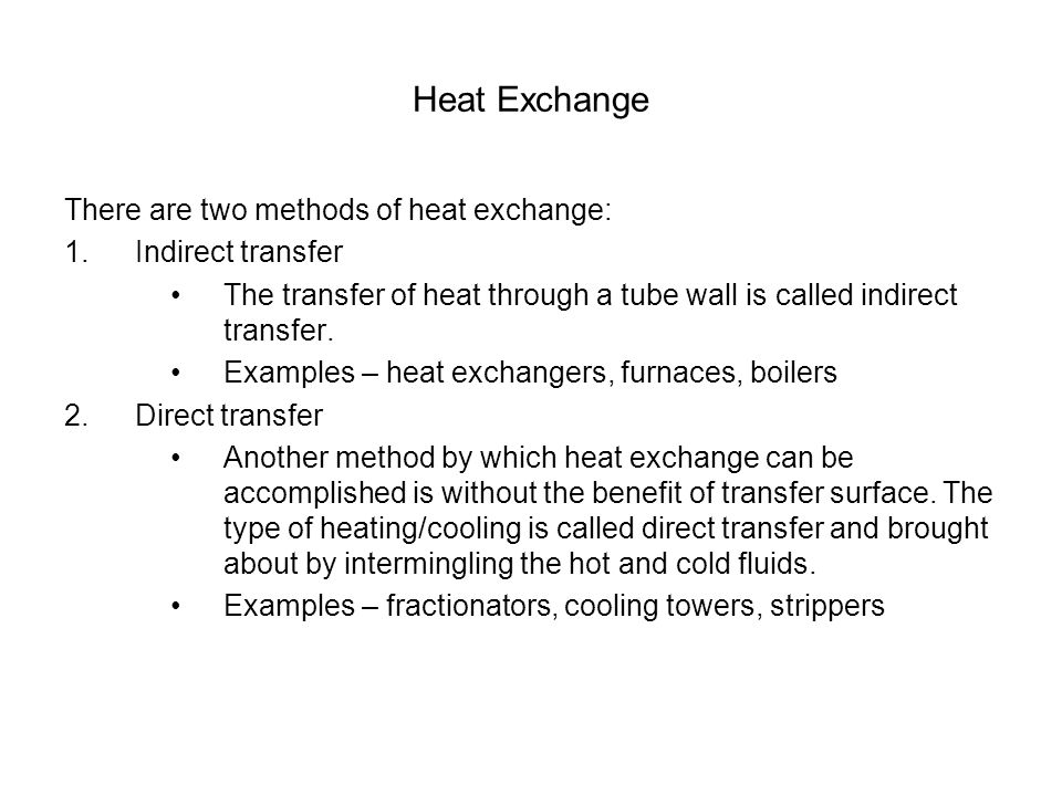 6  HEAT TRANSFER  - ppt video online download