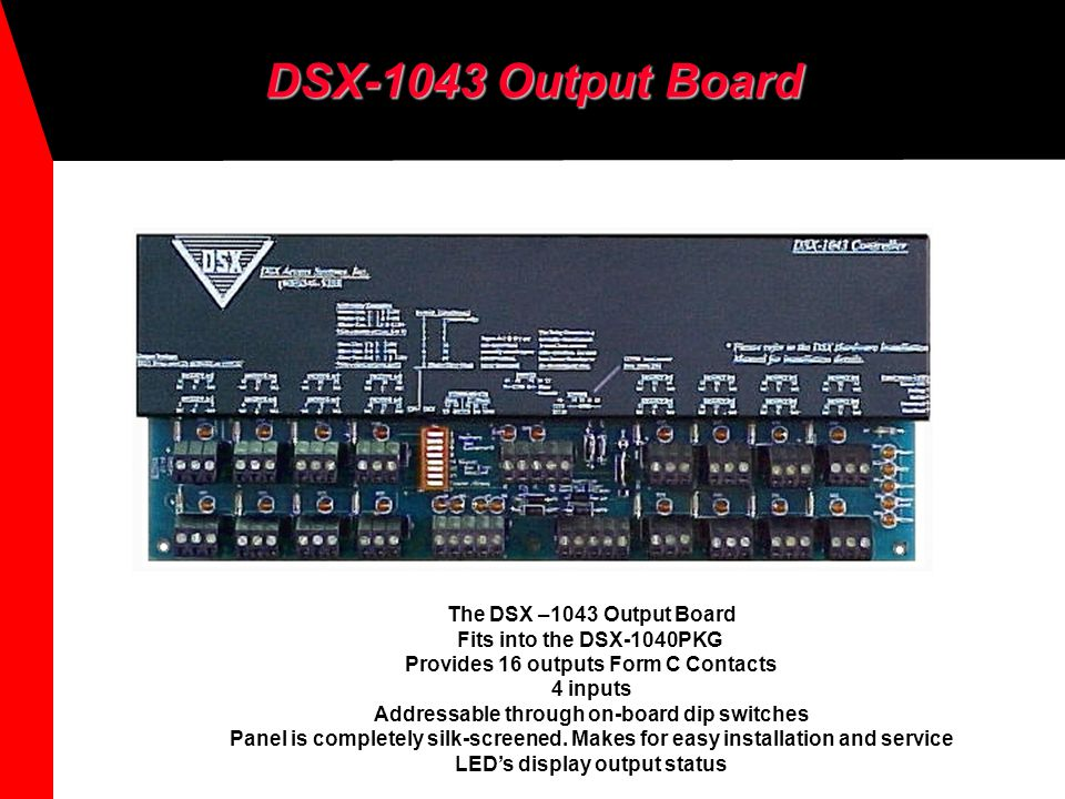 the security professionals\u0027 first choice ppt downloadDsx 1048 Wiring Diagram #3