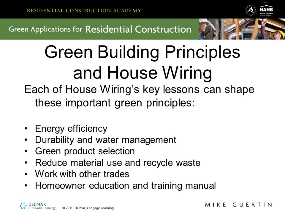 House Wiring Green Application ppt video online download