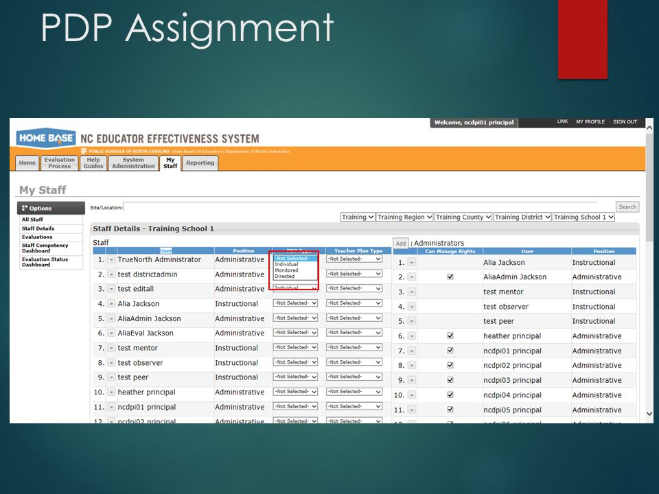 pdp assignment