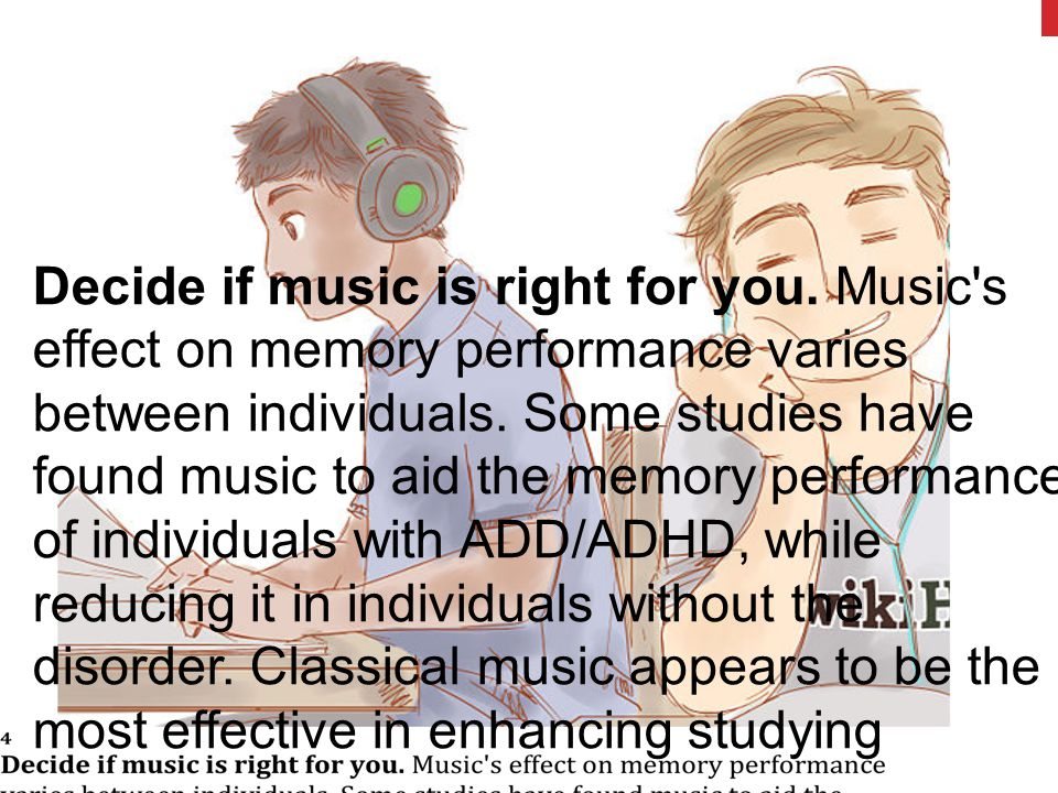 Decide if music is right for you