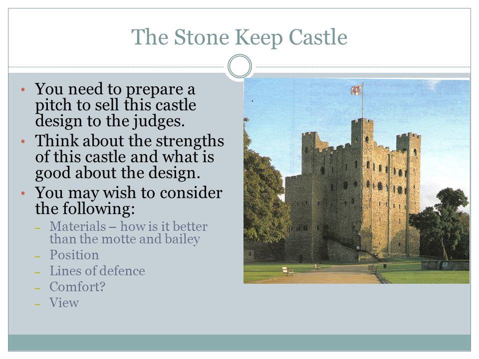 The Development Of Castles Ppt Video Online Download