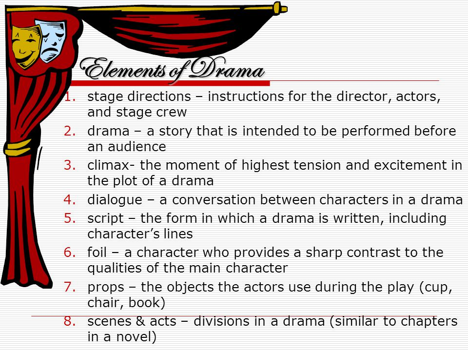 2 elements - Christmas Carol Script
