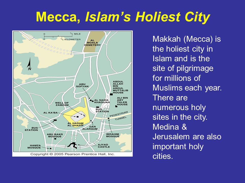 Mecca Islams Holiest City