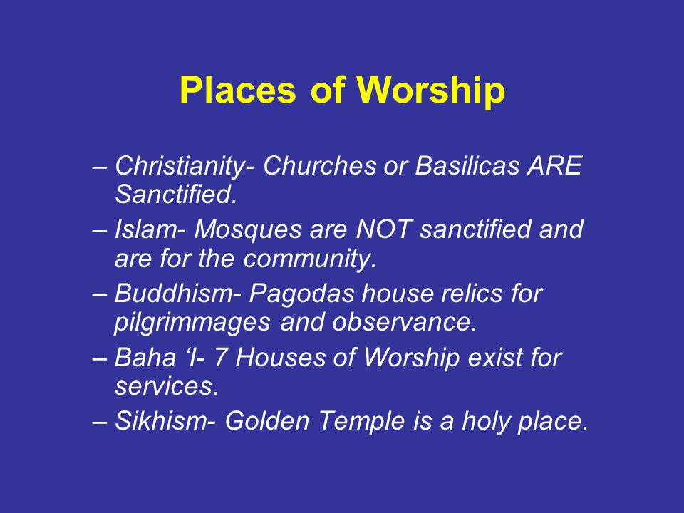 Variations In Distribution Of Religions 2 Ppt Download