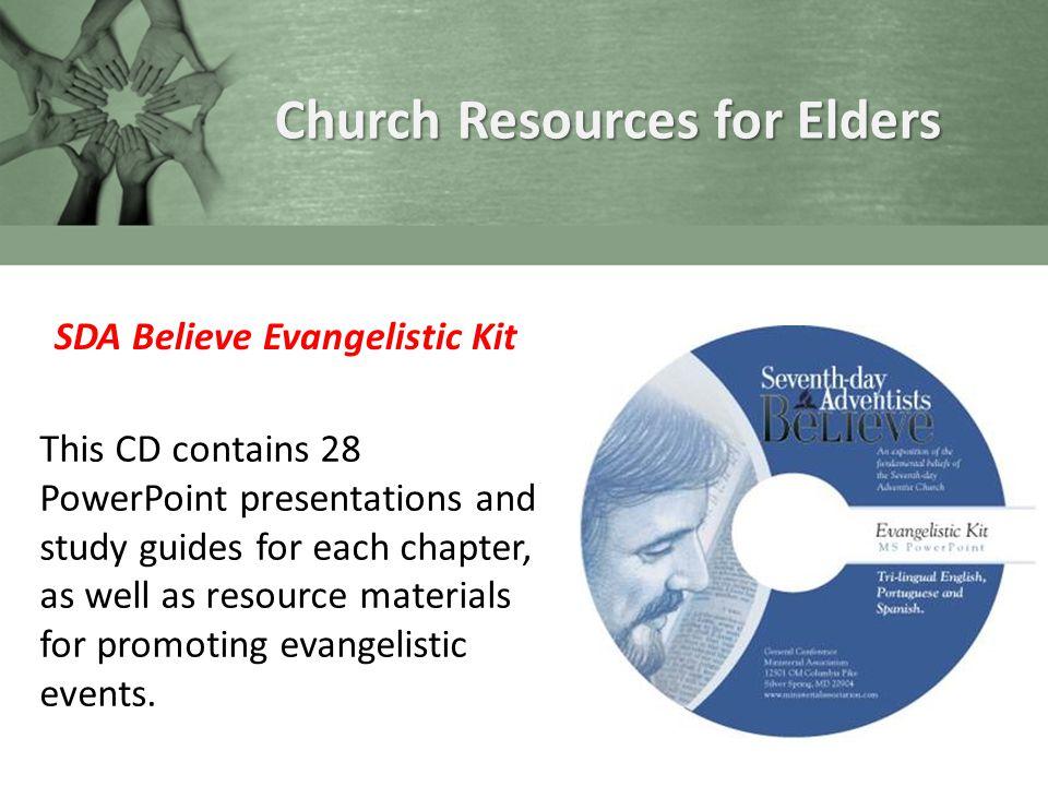 ELDER'S LEADERSHIP CERTIFICATION - ppt video online download