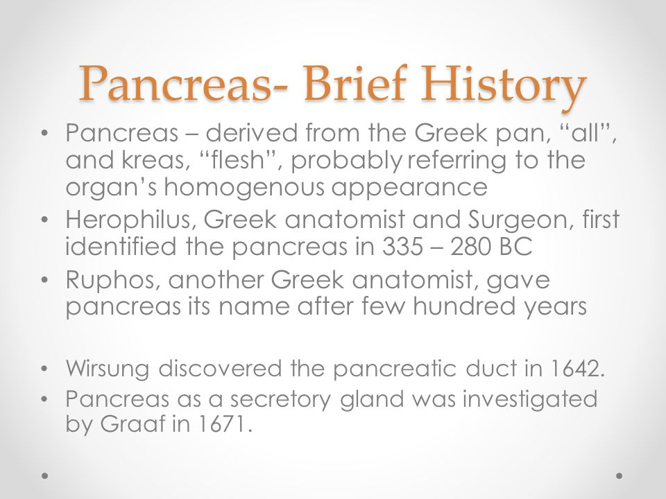 Pancreas Anatomy Physiology Ppt Video Online Download