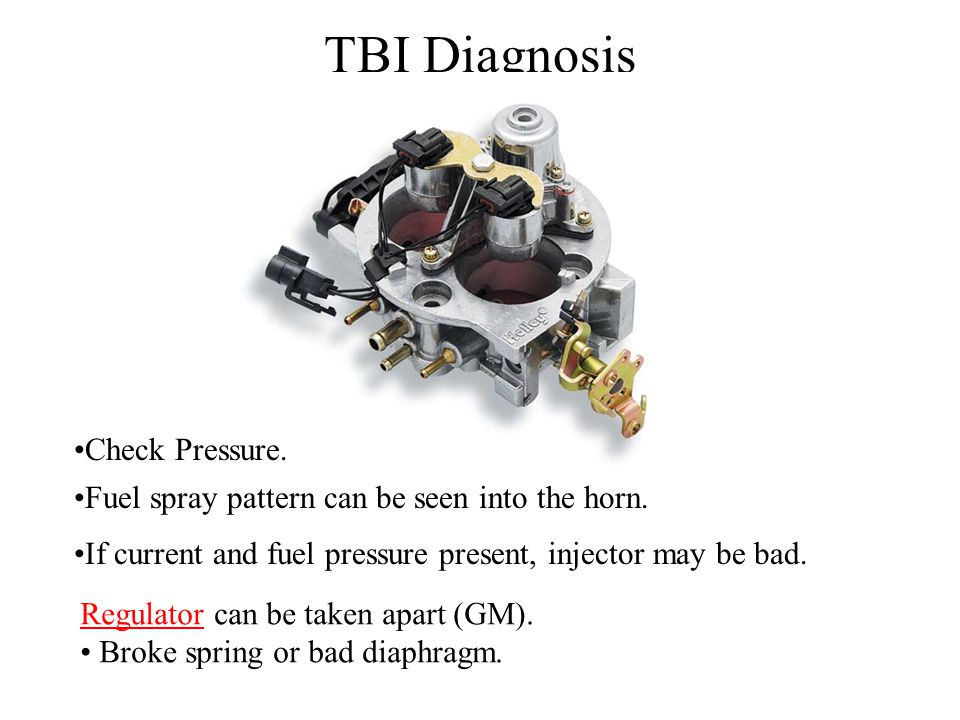 TBI Diagnosis Check Pressure.