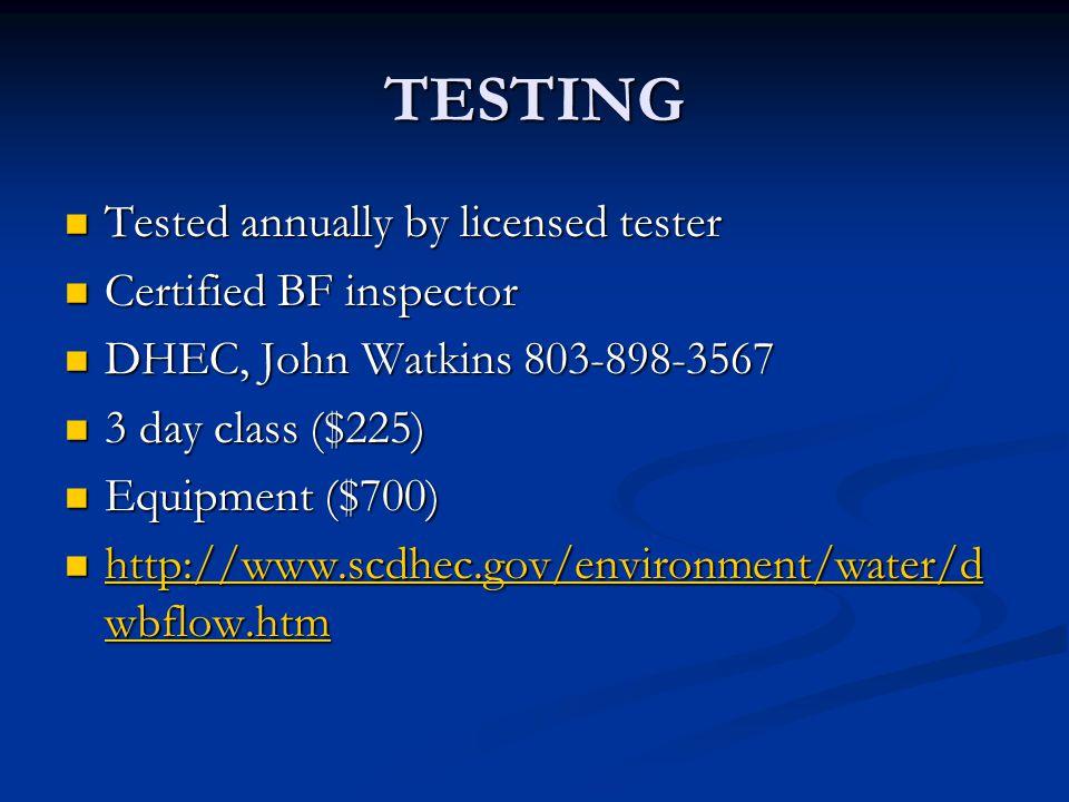 Backflow Prevention Ppt Video Online Download