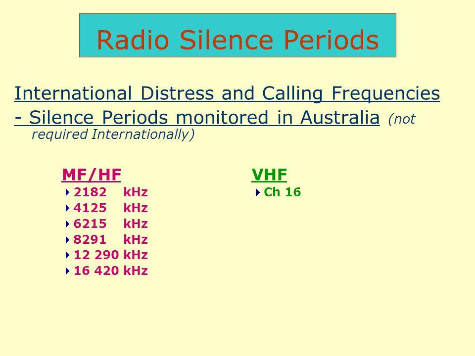 Marine Radio Operators Certificate of Proficiency - ppt download