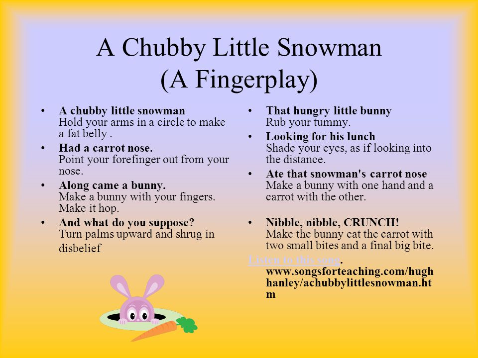 image regarding Chubby Little Snowman Poem Printable named Innovative Circulation Tunes - ppt video clip on the internet obtain