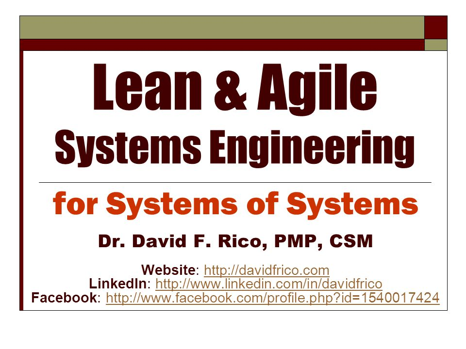 Lean agile systems engineering ppt download lean agile systems engineering fandeluxe Gallery