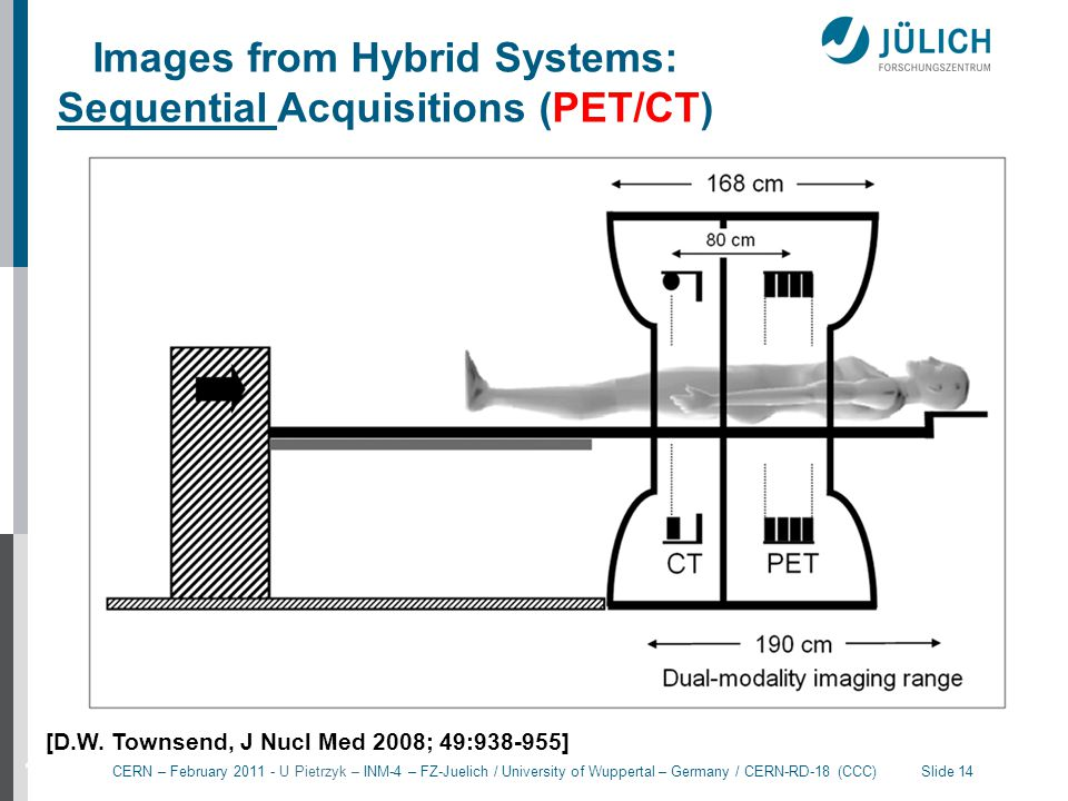 Images from Hybrid Systems: Sequential Acquisitions (PET/CT)