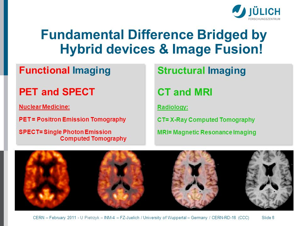 Fundamental Difference Bridged by Hybrid devices & Image Fusion!