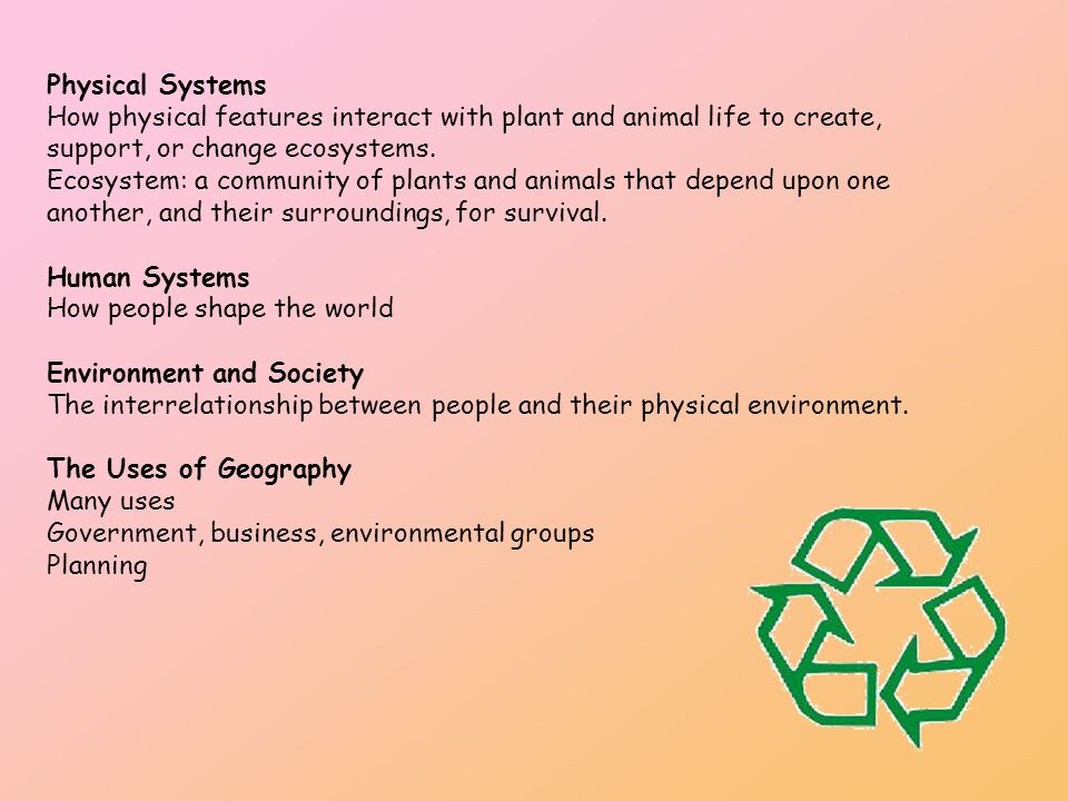 Geography unit one chapters ppt video online download 26 physical systems publicscrutiny Choice Image