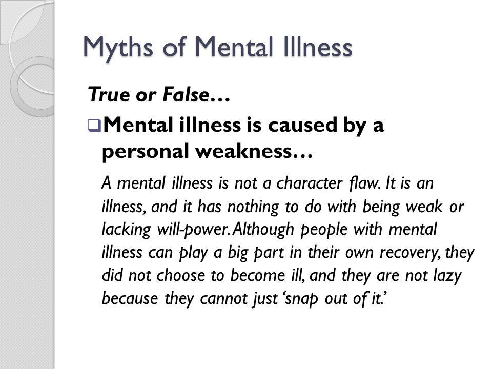 Mental Illness Statistics: - ppt video online download