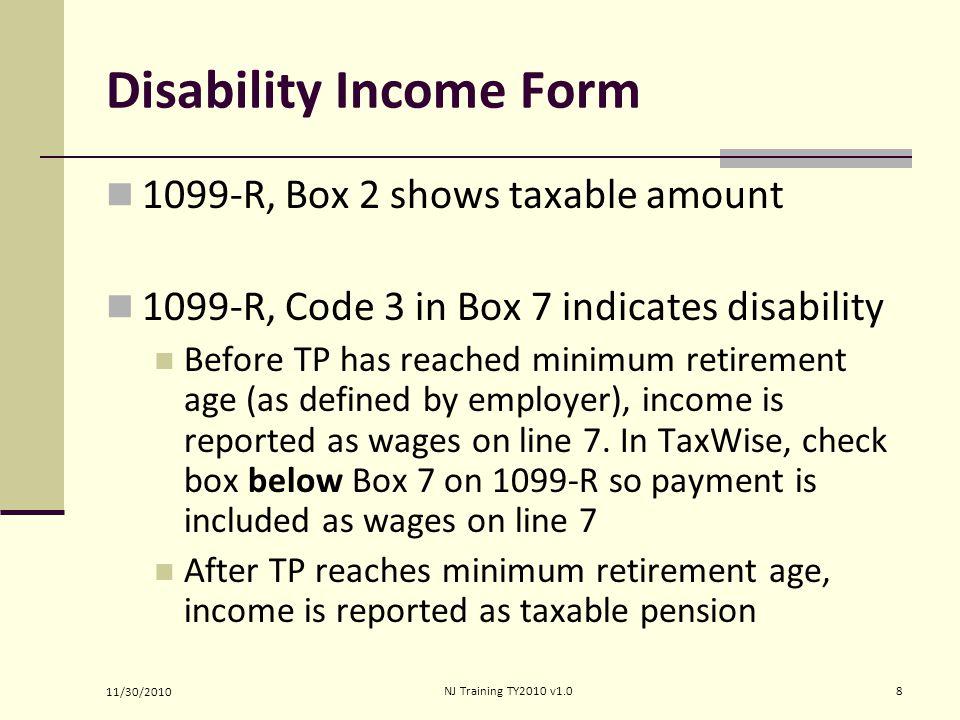 Retirement Income Form 1040 Lines Pub 4012 Tab 2 Ppt Video Online