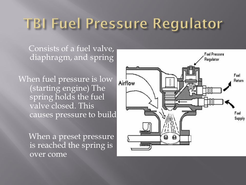 Fuel Injection Fundamentals - ppt video online download