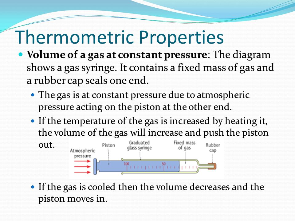 thermometric substance of clinical thermometer