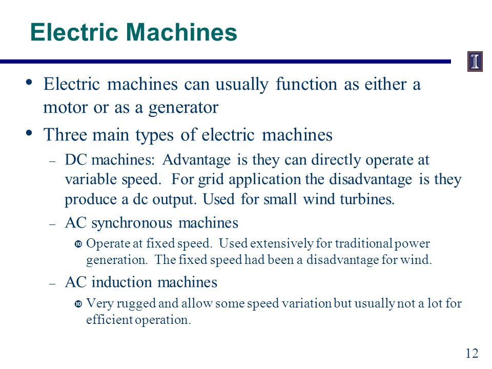 Types of Wind Turbines by Machine