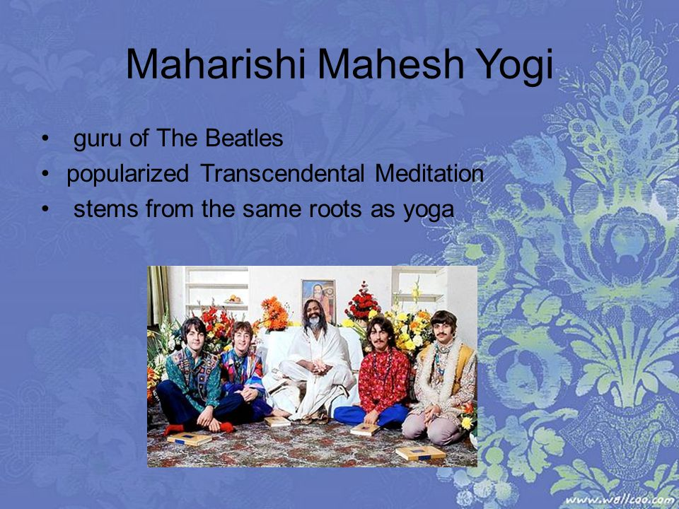 The History, Types, and Benefits of Yoga - ppt video online download