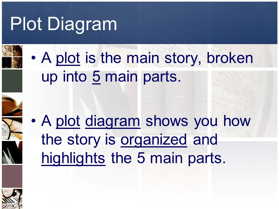Plot diagram and short story elements ppt video online download plot diagram and short story elements 2 plot ccuart Choice Image