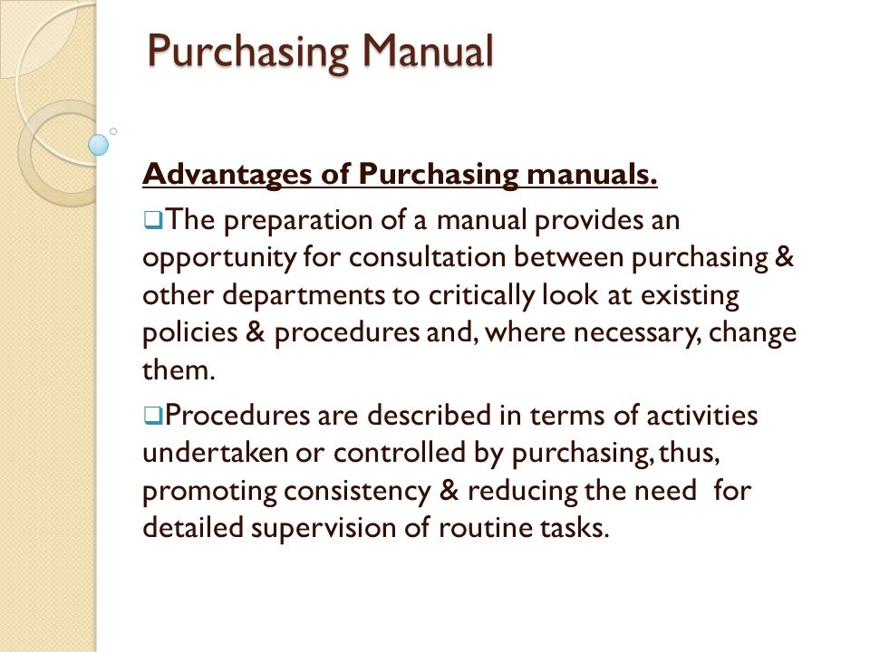 dps 304 purchasing procedures ppt video online download rh slideplayer com purchasing procedures manual city of texas purchasing procedures manual sample