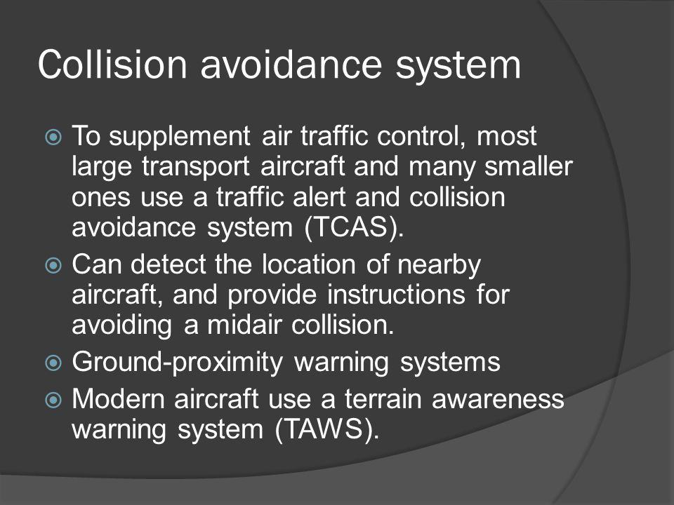 Avionic S Unit Ppt Download