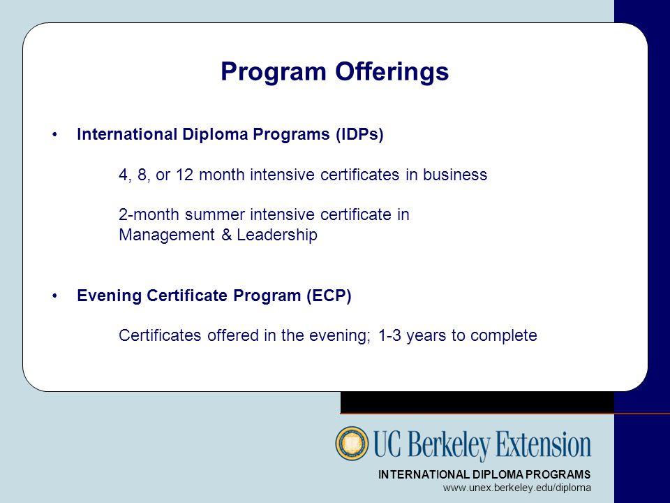 UC Berkeley Extension Overview - ppt download